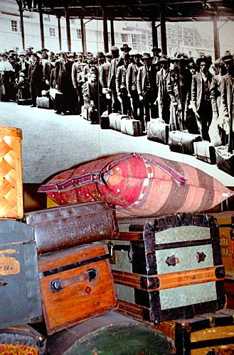 Milioni di immigranti cercavano rifugio ad Ellis Island