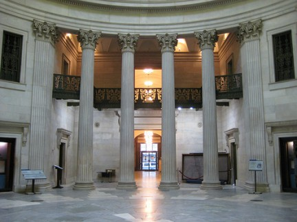Federal Hall - Interno