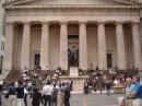 Facciata della Federal Hall