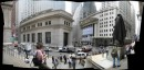 Panoramica su Wall Street
