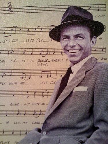 Frank Sinatra tra le note