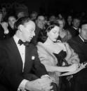 10 gennaio 1952 - Frank Sinatra con Ava Gardner