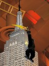 Toys R Us King Kong sale l' Empire State
