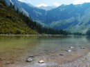 Le montagne del Glacier National Park