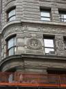Particolare della facciata Flatiron Building