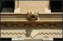Un particolare del Flatiron Building