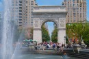 Arco in Washington Square Park