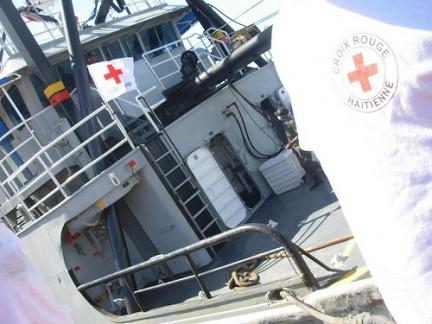 Croce Rossa per Haiti