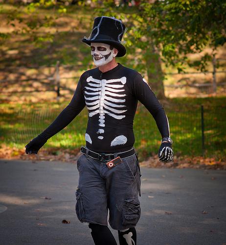 Halloween 2010 al Central Park