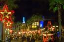 Stelle di Natale agli Studios di Hollywood