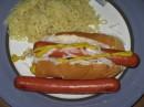 Hot Dogs e Noodles