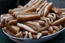 Un mare di Hot dogs