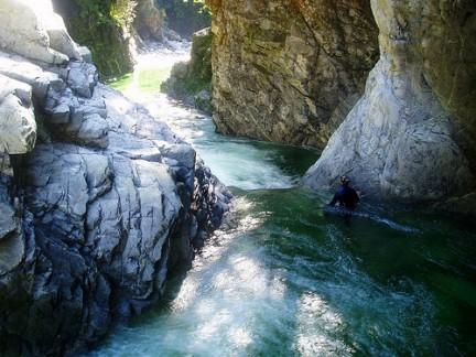 Norrish Creek Canyon
