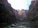 Grand Canyon fiume Colorado