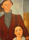 Amadeo Modigliani - Lipchitz