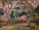 Paul Gauguin -The Big Tree