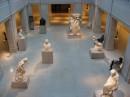 Statue all'interno del Museo