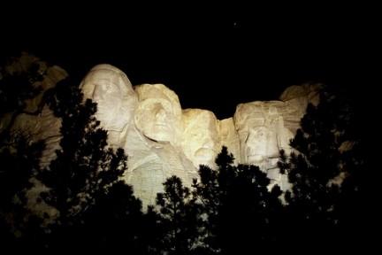 Il Monte di notte