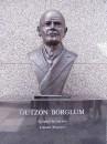 Busto dello scultore statunitense Gutzon Borglum