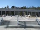 Entrata al Monte Rushmore