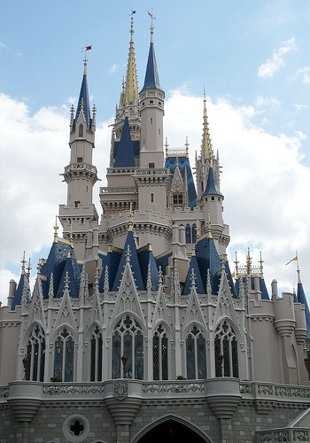 Un castello Disney