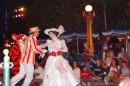 Mary Poppins e Bert nella Parata dei Sogni