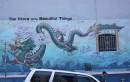 Dipinti lungo le strade