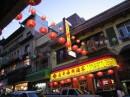 Negozi a Chinatown