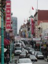 Traffico a Chinatown