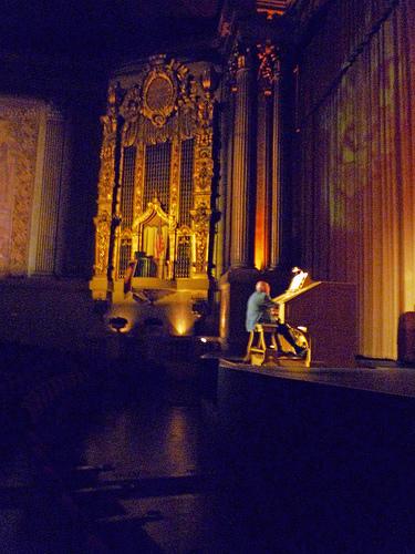 Organo del Castro Theatre