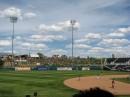 Campo di baseball ad Albuquerque