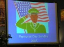 Memorial Day del 2005