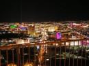 Quando la notte scende Las Vegas si illumina
