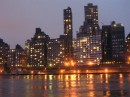 Roosevelt Island - Luci della notte