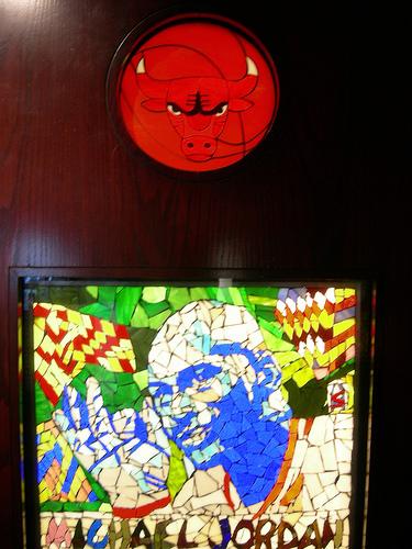 Mosaico Michael Jordan