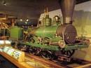 Maine State Museum - Antica Locomotiva