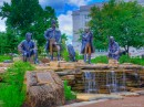 Corps of Discovery Monument a Jefferson City