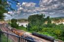Il Ponte sul fiume Missouri