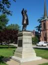 Concord - John P. Hale Statue