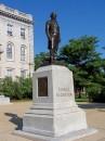 Concord - Statua di Daniel Webster
