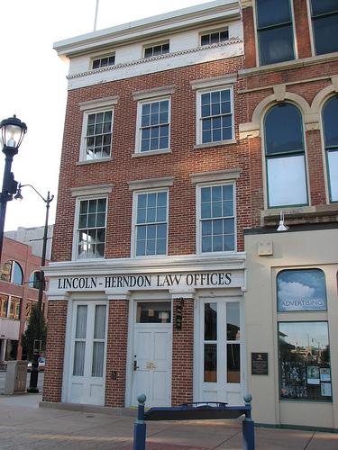 Facciata Lincoln-Herndon Law Offices