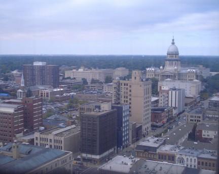 Panorama di Springfield
