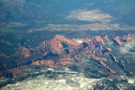 La zona desertica dello Utah