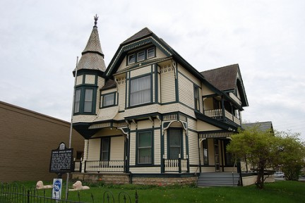 Samuel Spitler House - Brookville Ohio