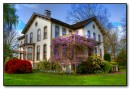 Bush's Pasture Park - Casa in stile vittoriano