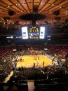 Knicks al Madison Square Garden