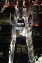 Madison Square Garden di notte