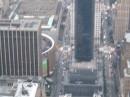 Madison Square Garden visto da  Empire State Building