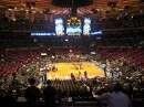 New York Knicks al Madison Square Garden
