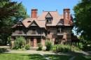 La Casa-Museo di Mark Twain ad Hartford